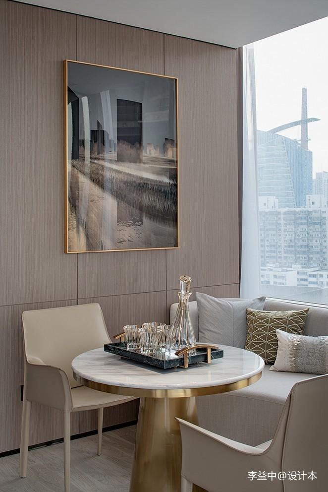 不落俗套的单身公寓设计——李益中空间设计_3742763