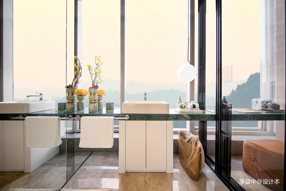 不落俗套的单身公寓设计——李益中空间设计_3742769