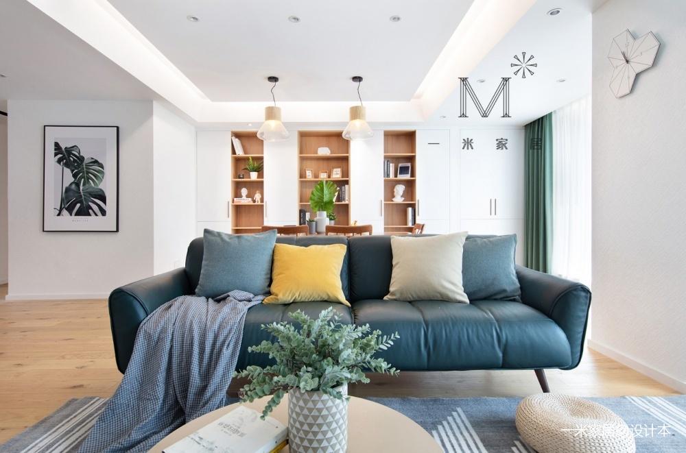 北欧复式住宅,有生活的味道_3776585
