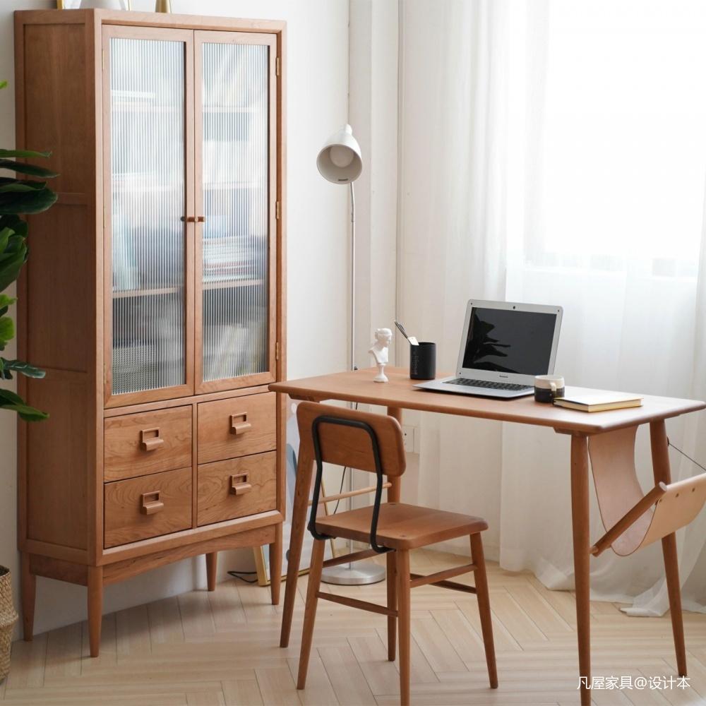 书房选用这些实木家具,打造阅读新体验_3806410