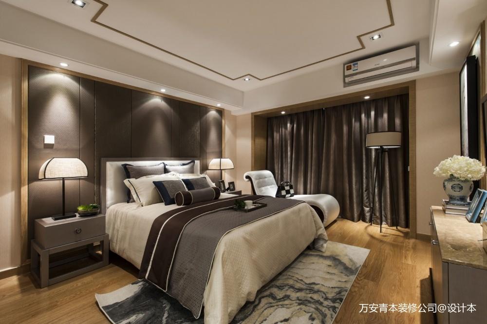 萬安縣影視城頂級全紅木中式古典裝修設計_3864374
