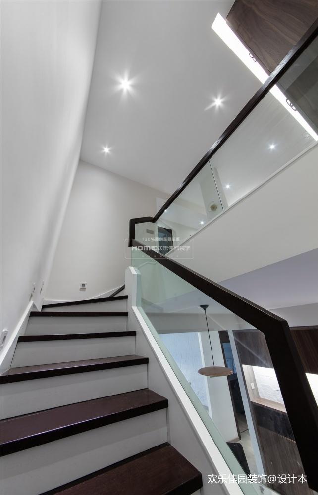 歡樂佳園|現代簡約復式樓,空間改造很實用_3878373