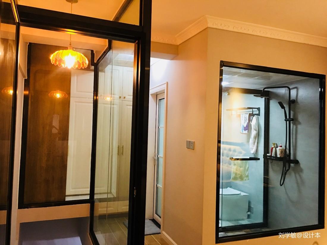 60平方單身復式公寓設計_3916615