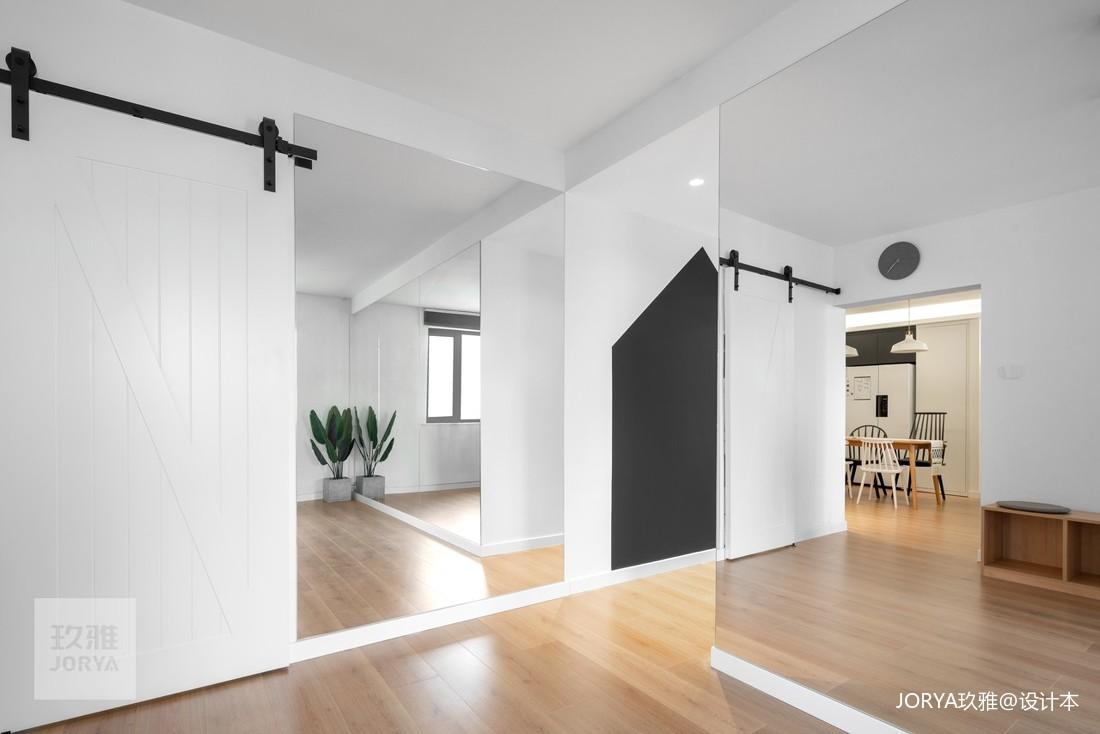 長走廊正解:打造開闊健身房,帶娃健身兩用_1597224709_4231110