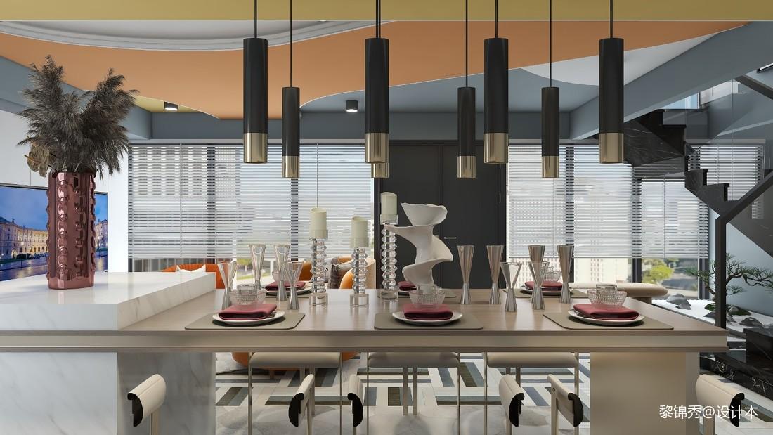 現代單身公寓單層46平方復式_1602569637_4285173