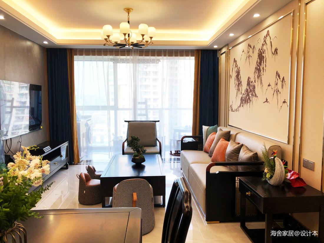 海舍家居 在繁忙的都市中,靜享中式慢生活_1613971422_4380975