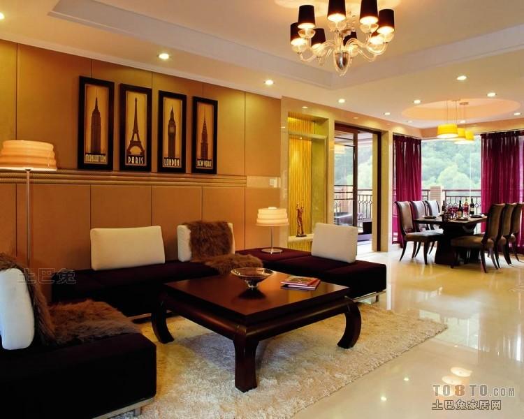 地中海优雅系列卧室设计装修效果图