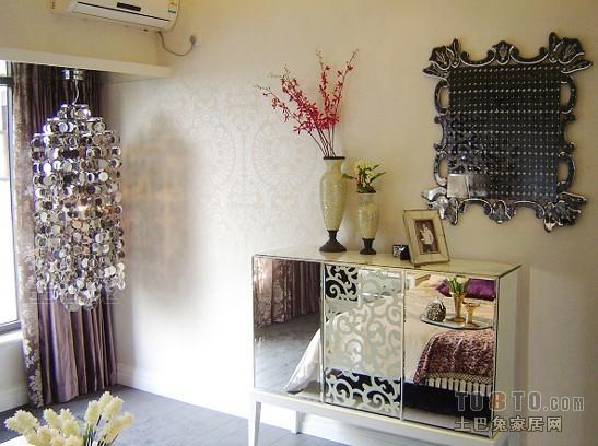 豪华欧式风格卧室装修图片