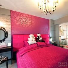 复式卧室混搭装修欣赏图片大全