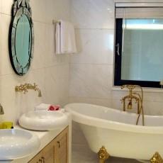 精选卫生间瓷砖装饰效果图