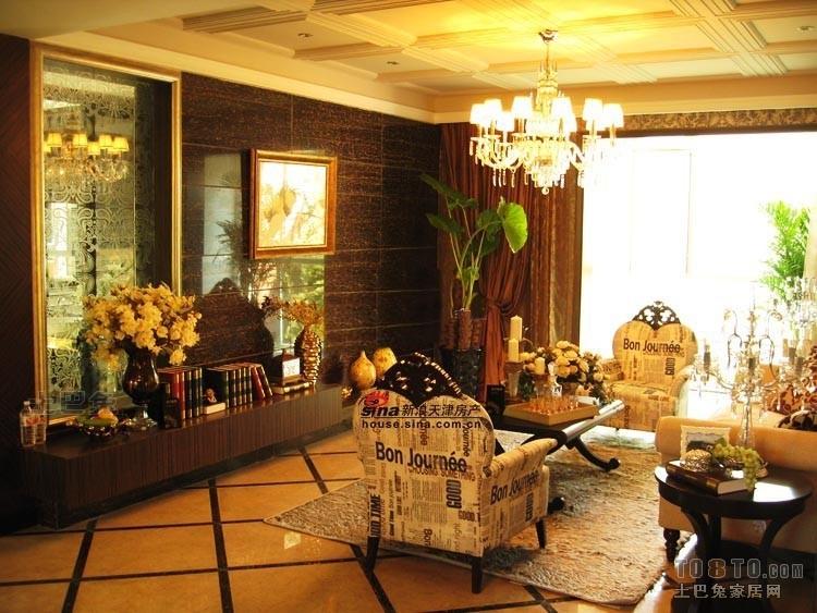 美式家装餐厅装饰设计效果图