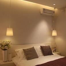 热门135平米四居卧室混搭装修欣赏图片