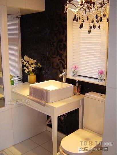 豪华欧式风格卫浴洁具图片