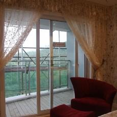 精选面积139平混搭四居卧室装修实景图片欣赏