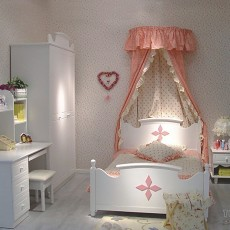 儿童房室内设计效果图欣赏