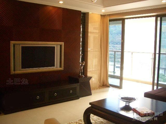 地中海优雅系列卧室装修效果图