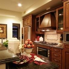 厨房装潢设计效果图欣赏