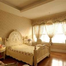 新古典主卧室装修效果图大全2013图片