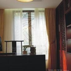 现代小书房装修效果图片