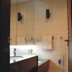 小面积卫生间设计效果图