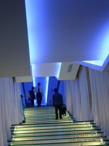 皇后大道国际健康会楼房楼梯图片 - 吴恙作品