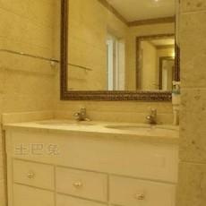 现代欧式小面积卫生间装修效果图