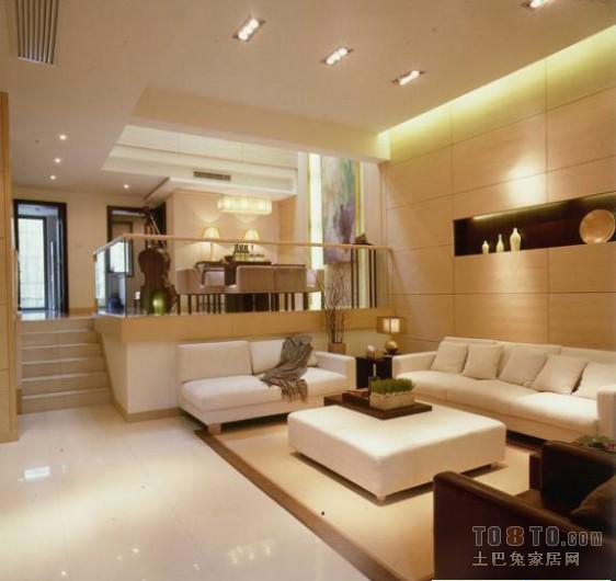 家居装饰大厅灯效果图