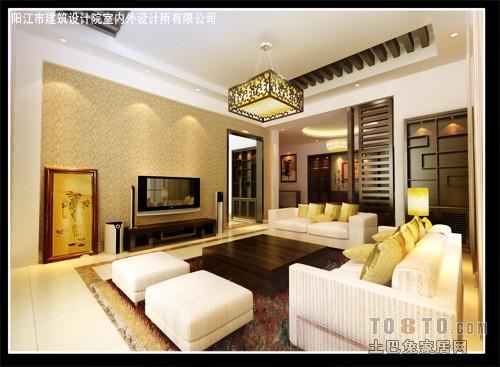 传统日式装修风格客厅设计