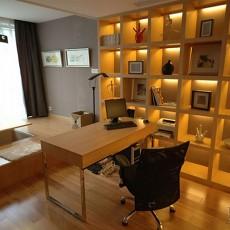 玻璃小书房装修效果图