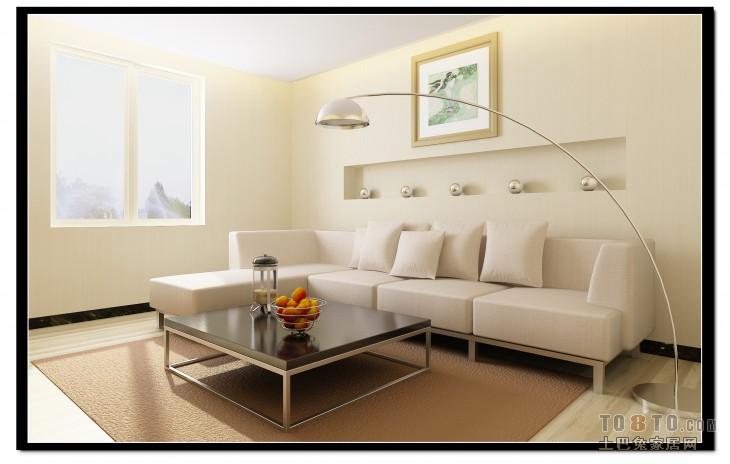 最火美式一居装修设计效果图片欣赏