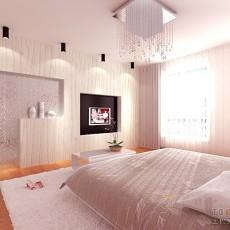 精选复式卧室混搭实景图