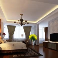 中式古典装修风格客厅图片