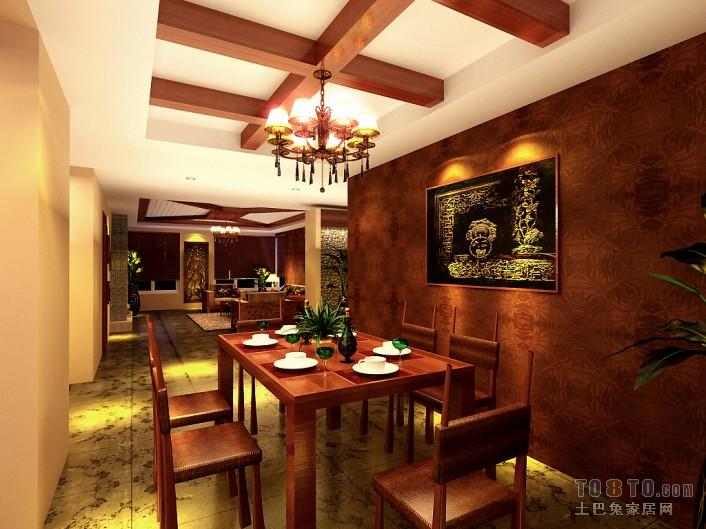 美式风格设计别墅卧室装饰图片