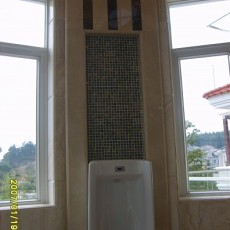 小面积欧式装修卫生间效果图