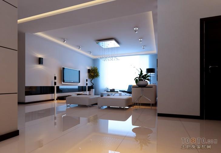 精选面积101平美式三居装修效果图片