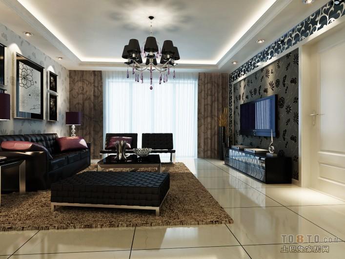 时尚温馨现代卧室装修案例