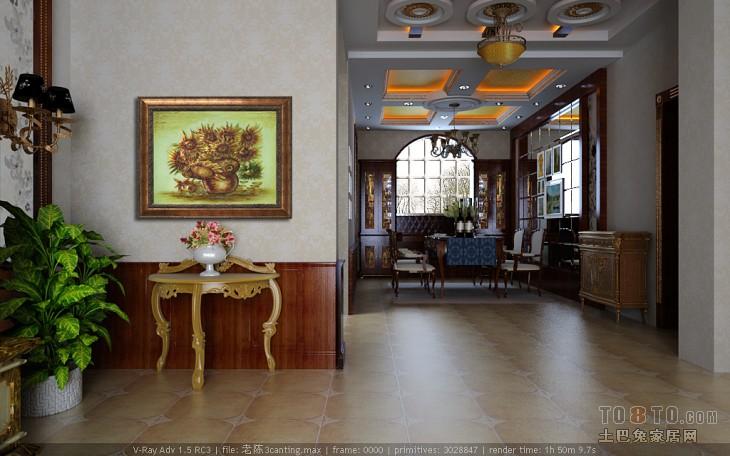 宜家风格两居餐厅室内效果图片