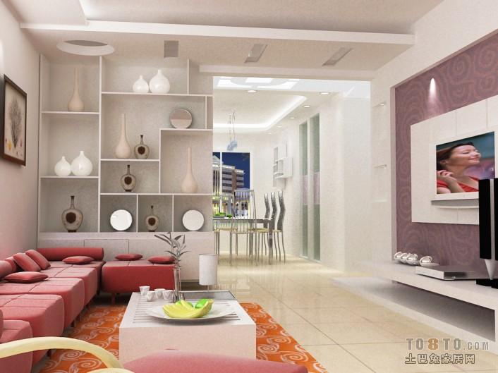 简欧风格餐厅室内设计装修效果图片