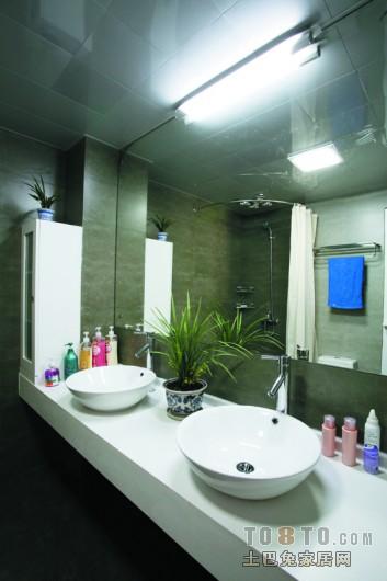 现代时尚家居客厅背景墙效果图