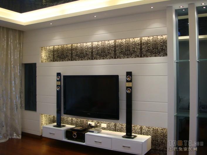 96平米宜家风格三居室室内设计图片