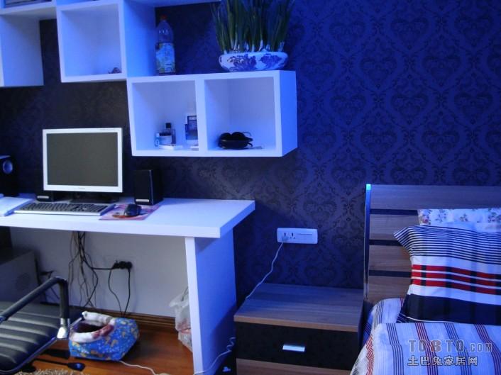 宜家风格三居室室内吊顶设计图片