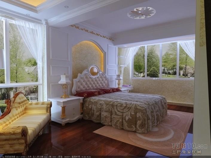 宜家风格两居卧室效果图片