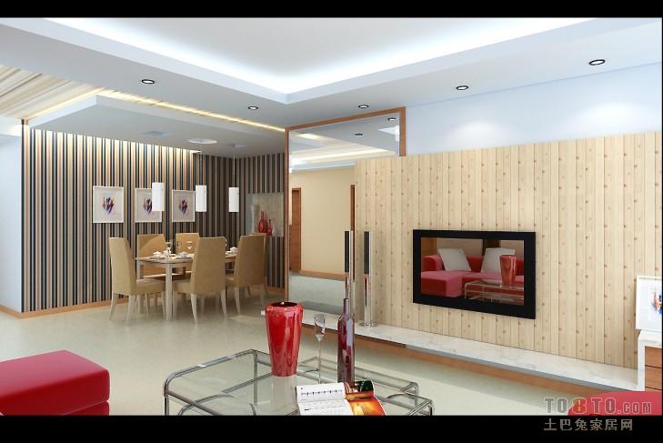 清新时尚现代风格卧室装修效果图