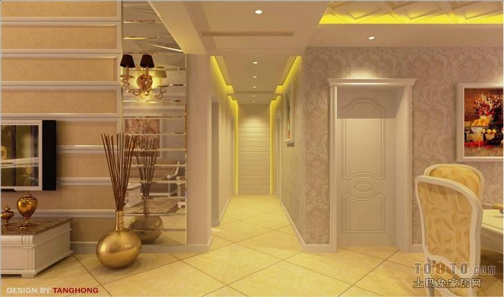 现代婚房卧室装修案例