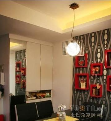 美式风格卧室房间装修效果图