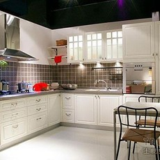 欧式超小厨房装修效果图大全2013图片