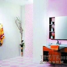 超小卫生间瓷砖效果图片