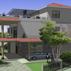 阳台不锈钢护栏装修效果图大全2013图片
