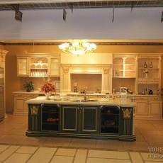 简约风格厨房整体橱柜装修效果图欣赏