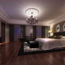 美欧风格卧室设计效果图大全欣赏